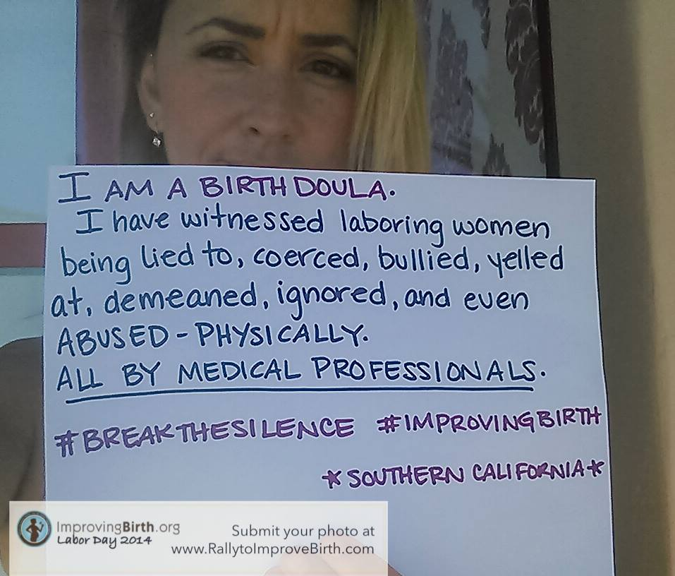 Caught on Video: Improving Birth Breaks the Silence on Abuse of ...