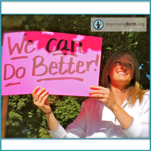 We Can Do Better Sign